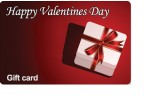 Valentine's Day 1 Gift Card