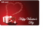 Valentine's Day 2 Gift Card