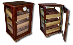 Acrylic Display Humidor